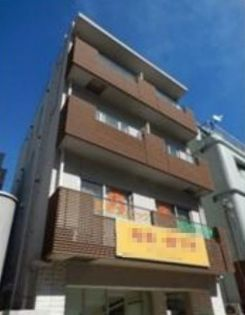 House虹色[3階]の外観