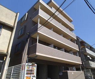プレールドゥーク東京NORTH[2階]の外観