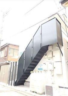 東京都練馬区小竹町1丁目の賃貸アパートの外観