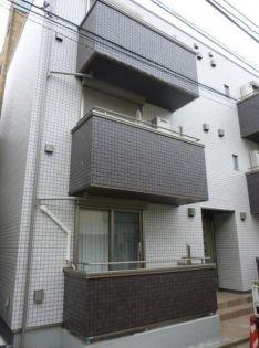 東京都台東区上野桜木2丁目の賃貸アパートの外観