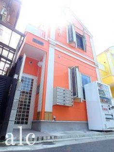 フェリスショコラA棟[1階]の外観