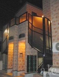 シャイニーソフト新宿落合B[1階]の外観