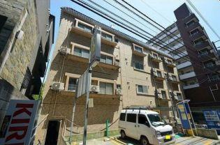 ダイヤモンドレジデンス新宿[3階]の外観