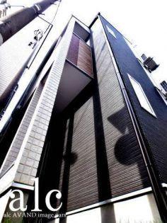 ハーモニーテラス高松Ⅱ[1階]の外観