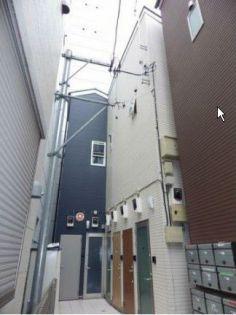 東京都台東区下谷1丁目の賃貸アパートの外観