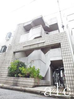 パステルシティ西新宿[4階]の外観