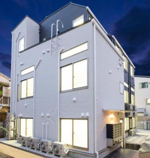 Nano北新宿Ⅱ【ナノ】 2階の賃貸【東京都 / 新宿区】
