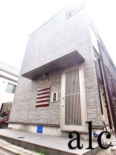 東京都新宿区北新宿1丁目の賃貸アパート