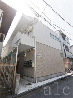 東京都杉並区堀ノ内2丁目の賃貸アパート