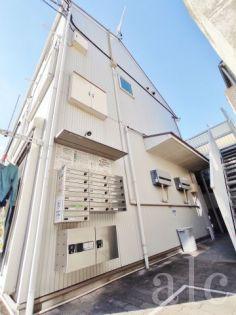 ラ・セルジュ新宿落合 1階の賃貸【東京都 / 新宿区】
