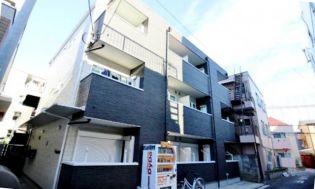 東京都板橋区前野町2丁目の賃貸アパート