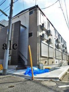 東京都杉並区和田1丁目の賃貸アパート