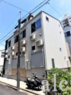 東京都杉並区梅里2丁目の賃貸アパート
