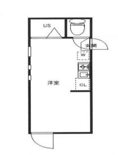 SunnyHouse【サニーハウス】[2階]の間取り