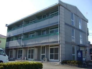 エクセルハイムB 2階の賃貸【群馬県 / 前橋市】