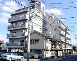 宮前マンション[4階]