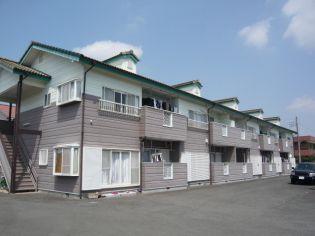 グリーンハイツ大沢Ⅱ 2階の賃貸【群馬県 / 高崎市】