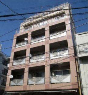横浜三吉町第4レッツビル[5階]の外観