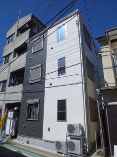 神奈川県横浜市中区上野町1丁目の賃貸アパートの外観