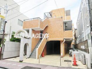 ライオンズマンション横浜和田町[1階]の外観