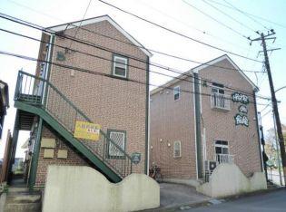 ハーミットクラブハウス岡沢町[1階]の外観