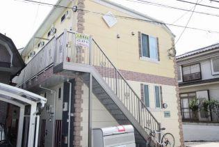 ユナイト横浜ミラネーゼの瞳[2階]の外観