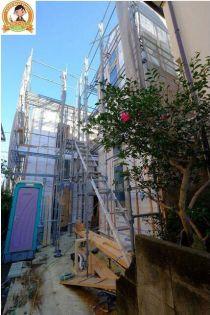 ユナイト六浦パトリスの杜[2階]の外観