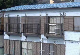 サンハイム岩崎[2階]の外観