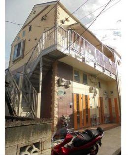 ユナイト西横浜ジェトゥーリオ[1階]の外観
