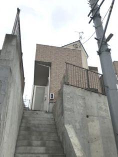 ブリリアント山手[2階]の外観