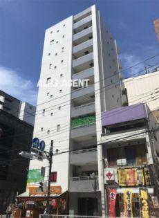 フレックスタワー横浜野毛[10階]の外観