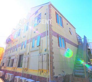 ユナイト戸部メルボルンの杜[2階]の外観