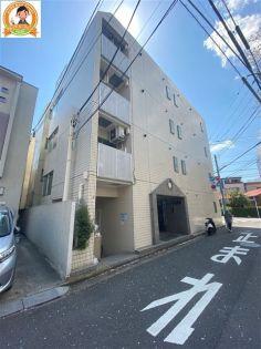 パークサイド西横浜[4階]の外観