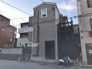 神奈川県横浜市中区千代崎町1丁目の賃貸アパートの外観