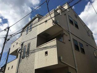 神奈川県横浜市西区戸部本町の賃貸アパートの外観