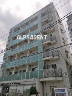 神奈川県横浜市南区中島町4丁目の賃貸マンションの外観