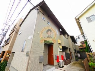 神奈川県横浜市神奈川区幸ケ谷の賃貸アパート