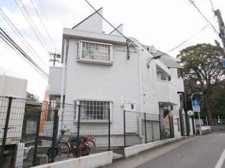 ビバリーハウス三宅No2[301号室]の外観