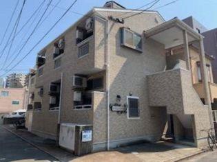 モデルノハウス 2階の賃貸【福岡県 / 福岡市中央区】