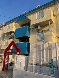 ビバリーハウス大橋1-B 3階の賃貸【福岡県 / 福岡市南区】