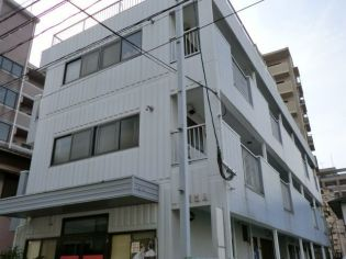 川崎ビル[1号室]の外観
