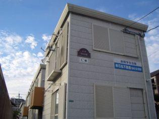 赤間学生会館C棟 1階の賃貸【福岡県 / 宗像市】