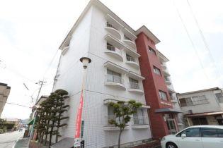 福岡県太宰府市五条1丁目の賃貸マンションの外観