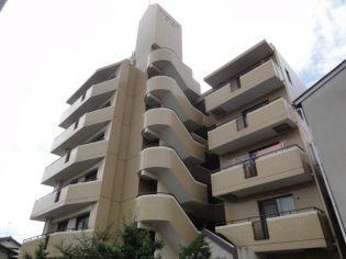 プリンスマンション五条[4階]の外観