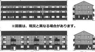 ルピナ梅満 2階の賃貸【福岡県 / 久留米市】