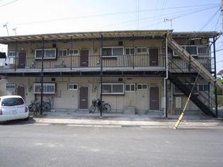 秋山アパート 2階の賃貸【福岡県 / 久留米市】