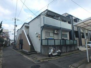 福岡県福岡市西区姪の浜3丁目の賃貸アパート