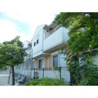 福岡県福岡市西区小戸3丁目の賃貸アパートの外観