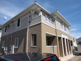 兵庫県神戸市須磨区東落合3丁目の賃貸アパート