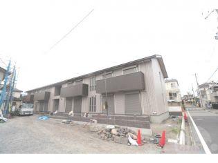 仮)越水町ハイツA・B 2階の賃貸【兵庫県 / 西宮市】